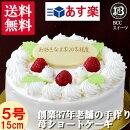 誕生日ケーキ/バースデーケーキ/BirthDay-Cake/生クリームデコレーション/