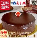 ザッハトルテ風・老舗の贅沢な【チョコレートケーキ】