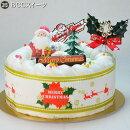 クリスマスケーキ生クリーム5号