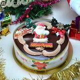 クリスマスケーキ 5号 チョコレートケーキ / 15cm 生チョコ ザッハトルテ チョコレート 2019 予約 クリスマス ケーキ お取り寄せ 子供 人気 サンタ 飾り 冷凍 ギフト サイズ プレゼント スイーツ お菓子 チョコ チョコレート
