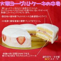 ショートケーキ写真フルーツケーキ苺が入ってます