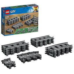 レゴ(LEGO)シティ レールセット 60205 おもちゃ 電車
