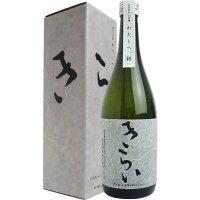 司菊酒造純米大吟醸きらい(銀)720ml4909090270729-2
