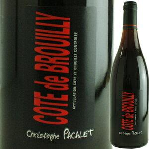 繊細な中にも芯がしっかりと感じられる、十分な厚みの乗った大柄な赤ワインです。クリストフ・...