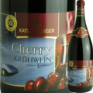 ドクターディムース カトレンブルガー チェリー グリューワイン(ホットワイン) 1000ml 40014869...