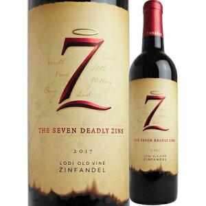 マイケル・デイビッド セブン・デッドリー・ジンズ オールド・ヴァイン ジンファンデル [2017] 652935100012【60003】【マイケル・デイヴィッド】【アメリカ】【赤ワイン】【ab】【R211】【U36】