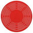 【ゆうメール対応】ウルスラ シリコンボトルホルダー レッド 4521574005087【08001】【メール便】 【90】