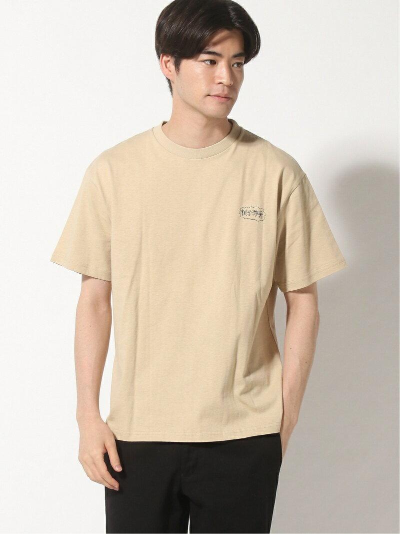 [Rakuten Fashion]【SALE/20%OFF】(M)キン肉マン T/S アロハ B.C STOCK ベーセーストック カットソー Tシャツ ベージュ ホワイト【RBA_E】