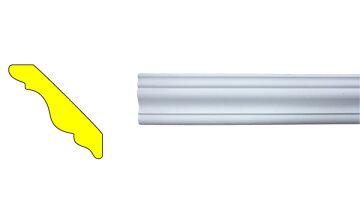 〔INK-1303001G〕モールディングシンプル廻り縁タイプ内・外装材【本体サイズ:L2400*D57*H57】