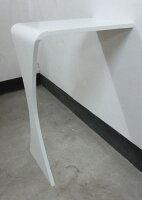 〔INK-0504083H〕木製カウンターナチュラル【本体サイズ:W450*D230*T17】