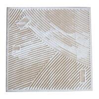 〔INK-0504074H〕木製カウンターナチュラル【本体サイズ:W400*D250*T20】