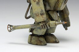 WAVE「マシーネンクリーガー」1/20P.K.A.AusfLレオパルト