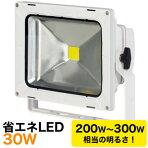 LED�����(�ʥ���LED�����ʥ�����)30W��LED-30D-ES-W(LED30W)�ۡں�ȥ饤�ȡ��ɱ����������������̿��4,000���֡���ֺ���Ѿ�������ư�����