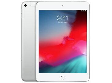 中古タブレットApple iPad mini5 Wi-Fi +Cellular 64GB au(エーユー) シルバー MUX62J/A 【中古】 Apple iPad mini5 Wi-Fi +Cellular 64GB 中古タブレットApple A12 iOS14