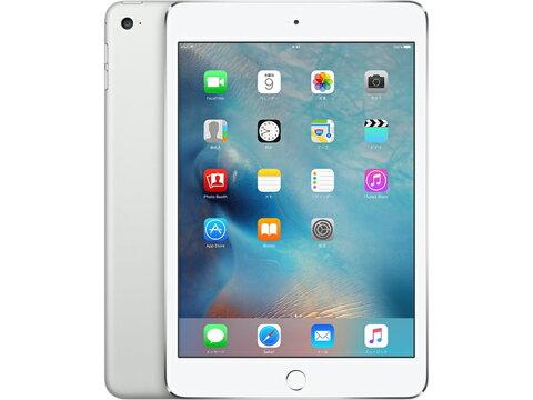 中古タブレットApple iPad mini4 Wi-Fi+Cellular 64GB au(エーユー) シルバー MK732J/A 【中古】 Apple iPad mini4 Wi-Fi+Cellular 64GB 中古タブレットApple A8 iOS13