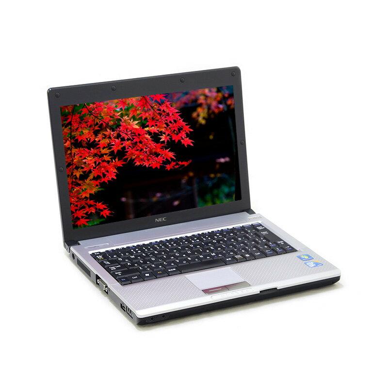 中古ノートパソコンNEC VersaPro UltraLite タイプVB VK17H/HB-…