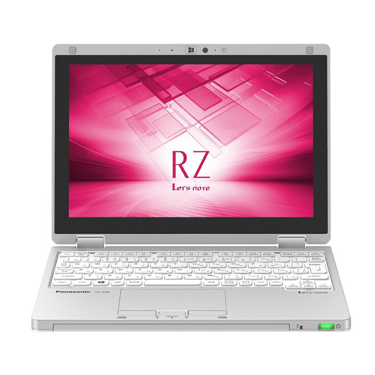 パソコン, ノートPC Panasonic Lets note RZ6 CF-RZ6 CF-RZ6RFDVS Panasonic Lets note RZ6 Core i5 Win10 Pro 64bit