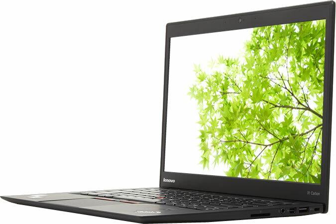 中古ノートパソコンLenovo ThinkPad X1 Carbon 3448-2L3 【中古…