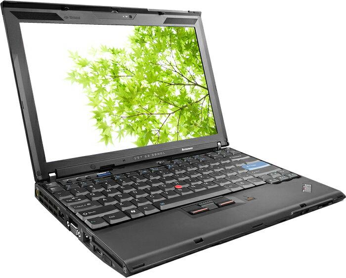 中古ノートパソコンLenovo ThinkPad X200s 7462-4JJ 【中古】 Le…