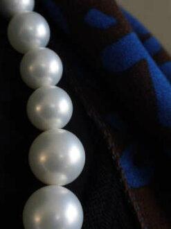 做外殻珍珠項鏈式樣純白(尺寸層次)1部外殻珍珠珍珠珍珠項鏈珍珠無環耳環真珠白蝶貝珊瑚有孔玻璃珠·有孔玻璃珠配飾零件的結婚純白是關聯漂亮的kode