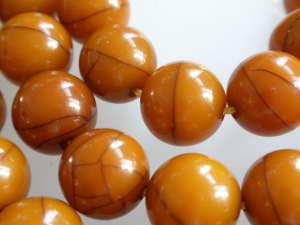 琥珀串珠的配件 12 毫米珍珠 (分立) 珠類推薦 ! 玻璃珠、 淡水珍珠和組合使 ! 我琥珀色 ! 配件 !