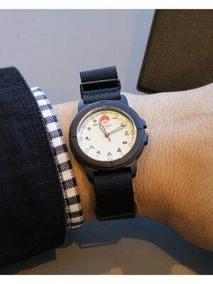 [Rakuten Fashion]BEAMS JAPAN / ビームス ジャパン オリジナル 3針 フィールド ウォッチ ビームス ジャパン BEAMS JAPAN ビームス ジャパン ファッショングッズ 腕時計 ブラック【送料無料】