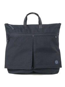 [Rakuten Fashion]PORTER CLASSIC / NEWTON ヘルメットバッグ(L) BEAMS JAPAN ビームス ジャパン バッグ バッグその他 ネイビー ブラック【送料無料】
