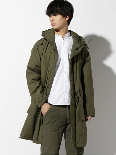 Beams Plus x Kaptain Sunshine Padded Field Parka 11-19-1233-086