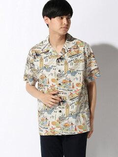 Aloha Shirt 11-01-0954-304: Off White