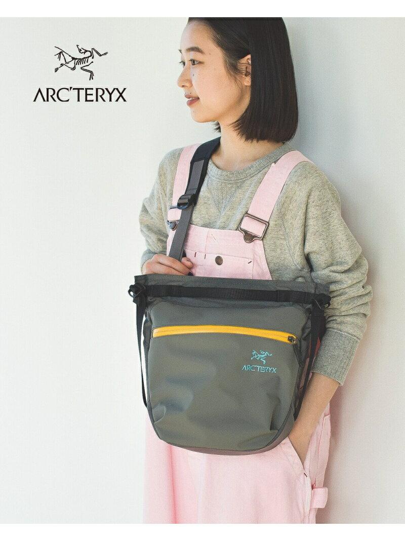 レディースバッグ, ショルダーバッグ・メッセンジャーバッグ ARCTERYX BEAMS BOY ARRO8 Shoulder bag BEAMS BOY Rakuten Fashion