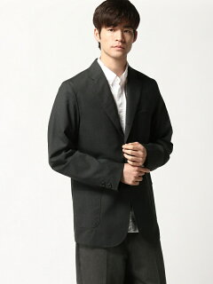 Combat Wool Sack Sport Coat 11-16-1293-803: M. Grey