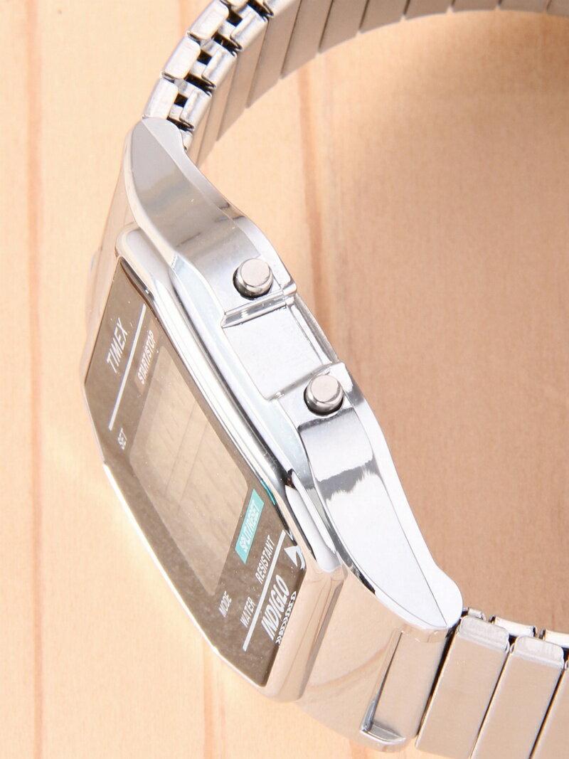 [Rakuten BRAND AVENUE]TIMEX デジタル BEAMS MEN ビームス メン ファッショングッズ【】