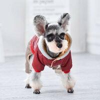 犬服 カバーオール コート ジャケット 秋冬 冬 犬 服 ドッグウェア 防寒 暖かい つなぎ 可愛い おしゃれ 小型犬 中型犬 冬用 もこもこ 送料無料 革ジャン風