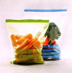 IKEA イケア ISTAD ジッパー付プラスチック袋 6L袋(15枚)+4.5L袋(15枚) ◎食品の保存のほか、...