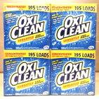 【送料無料】オキシクリーン4個セット大容量4.98kg×4洗濯物やお掃除に大活躍!頑固なシミや汚れに!/costcooxiclean大容量業務用(沖縄は送料無料対象外)