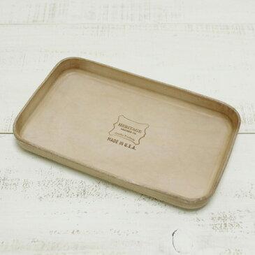 再入荷 Heritage Leather Co. Leather Tray maney key acce / Natural ヘリテージ レザー レザー トレー / マネー 小銭 鍵 時計 アクセサリー入れ ナチュラル / 7543 MADE IN USA アメリカ製 heritage