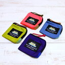 Buck Products Zip Wallet / pouch cordura nylon / 4-col バック プロダクツ ジップ ウォレット / ミニ サブ コーデュラ ナイロン 4色 made in usa montana アメリカ製 buck classic