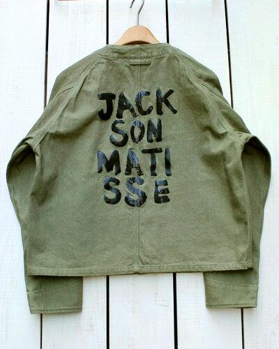 メンズファッション, コート・ジャケット Pay Day x Jackson Matisse Custom Engineer Jacket work Olive washed payday vintage
