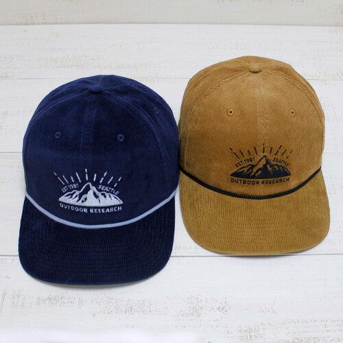 メンズ帽子, キャップ Outdoor Research Heritage Cord Trucker Cap hat cap cotton corduroy 2-col 2 outdoor research mountain life