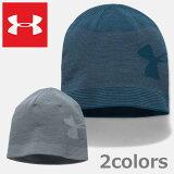 ニット帽アンダーアーマー防寒ビーニーキャップUNDERARMOURBILLBOARDBEANIE2.0CAPメンズキャップ帽子
