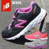 NEWBALANCEW490LB3ニューバランスレディースランニングシューズ/靴スニーカースポーツシューズ送料無料