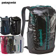 パタゴニア リュックサック Patagonia Black Hole Pack 25L ブラックホール バックパック メンズ レディース バッグ