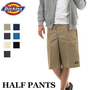 ディッキーズ メンズハーフパンツ 作業着 大きいサイズ DICKIES HALF PANTS #42283