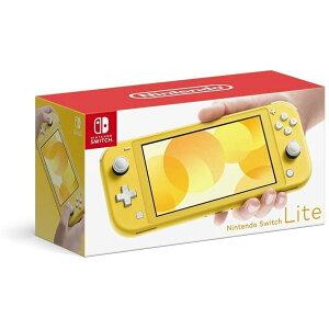 任天堂 Nintendo Switch Lite イエロー ライト 本体 HDHSYAZAA 4902370542936