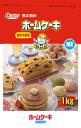 ホームケーキミックス 1kgホットケーキ ケーキ ミックス粉 ミックス 製菓 菓子 熊本製粉 家庭用 粉  - Bearsショップ楽天市場店