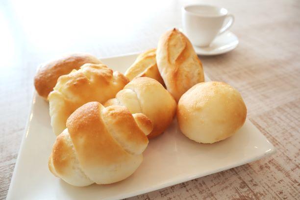 まるめるグルテンフリーパンミックス 200g ×10袋 アレルギー GF フライパン トースター パン用 時短 簡単 成形 ミックス粉 手作りパン アウトドア 家庭用 GLUTENFREE 乳 卵 小麦 アレルゲン不使用  アレルギー 熊本製粉