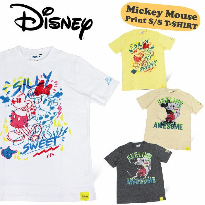 トップス, Tシャツ・カットソー SALE1DISNEY T MICKEY T SPDS-92270
