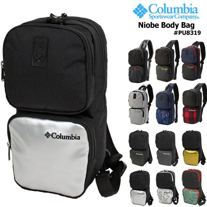 男女兼用バッグ, ボディバッグ・ウエストポーチ SALE20OFFColumbia PU8319 Niobe Body Bag