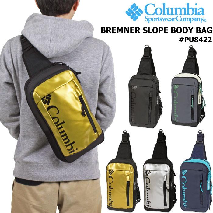 男女兼用バッグ, ボディバッグ・ウエストポーチ SALE10OFFColumbia Bremner Slope Body Bag PU8422