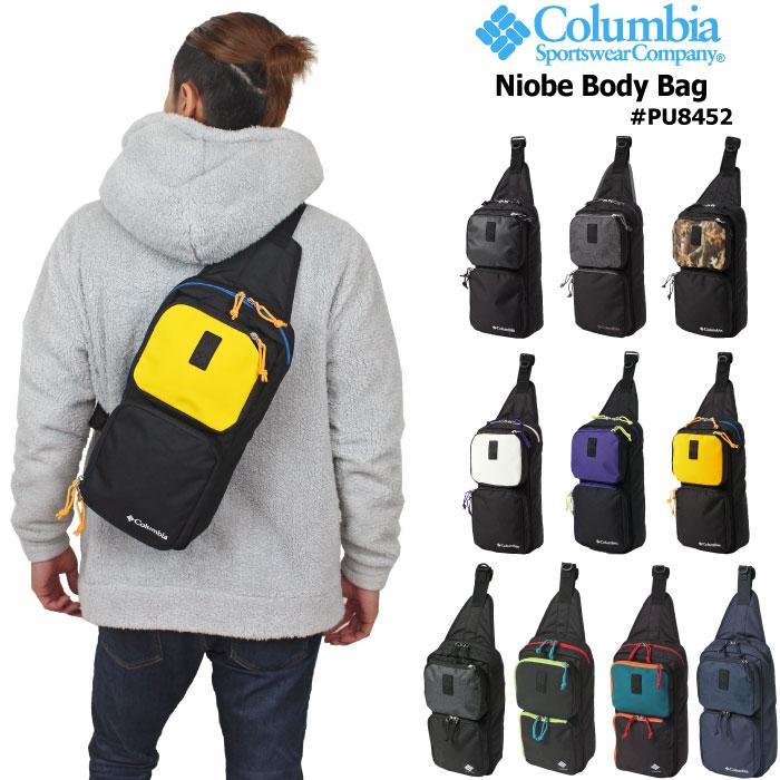 男女兼用バッグ, ボディバッグ・ウエストポーチ P588OFFSALE10OFF2021Columbia Niobe Body Bag PU8452
